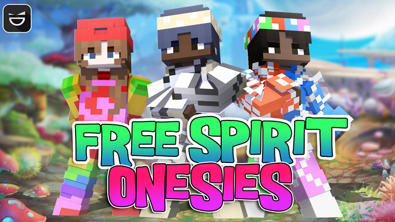 Free Spirit Onesies on the Minecraft Marketplace by Giggle Block Studios