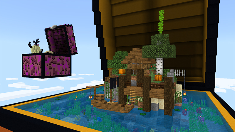 Chest Lucky Skyblock by Diluvian