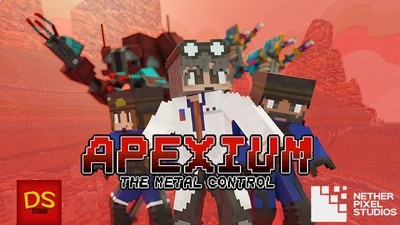 Apexium on the Minecraft Marketplace by Netherpixel