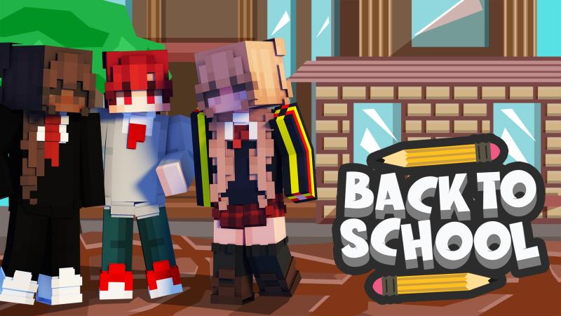 Back to School on the Minecraft Marketplace by Podcrash