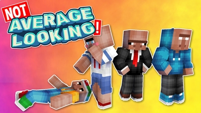 Not Average Looking on the Minecraft Marketplace by Meatball Inc