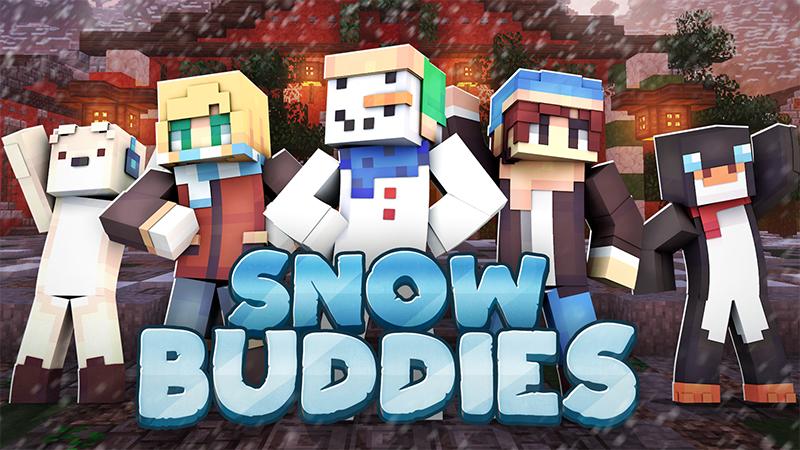 Snow Buddies on the Minecraft Marketplace by Cynosia