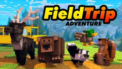 Field Trip Adventure on the Minecraft Marketplace by Nitric Concepts