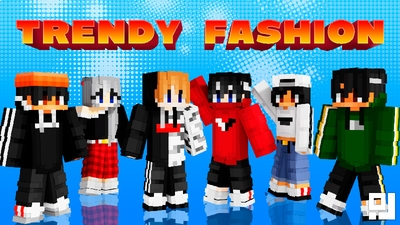 Trendy Fashion on the Minecraft Marketplace by inPixel