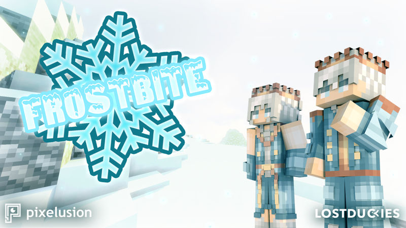 Frostbite on the Minecraft Marketplace by Pixelusion