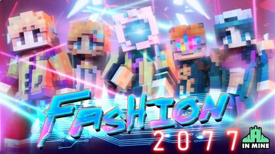 Fashion 2077 on the Minecraft Marketplace by In Mine