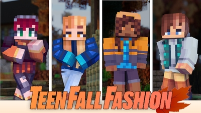 Teen Fall Fashion on the Minecraft Marketplace by BTWN Creations