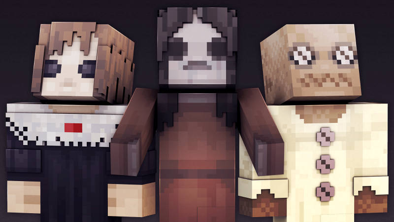 Haunted Dolls on the Minecraft Marketplace by 57Digital