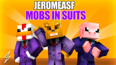 JeromeASF Mobs In Suits on the Minecraft Marketplace by Senior Studios
