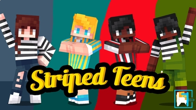 Striped Teens on the Minecraft Marketplace by Waypoint Studios