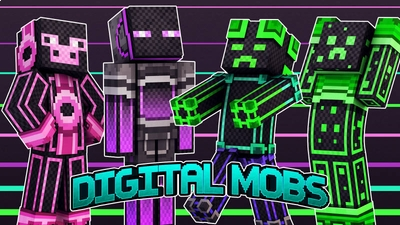 Digital Mobs on the Minecraft Marketplace by 57Digital
