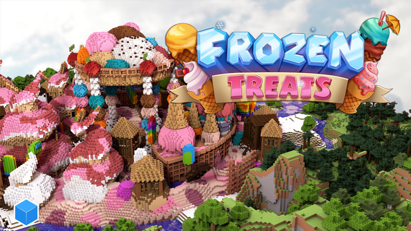 Frozen Treats on the Minecraft Marketplace by CubeCraft Games