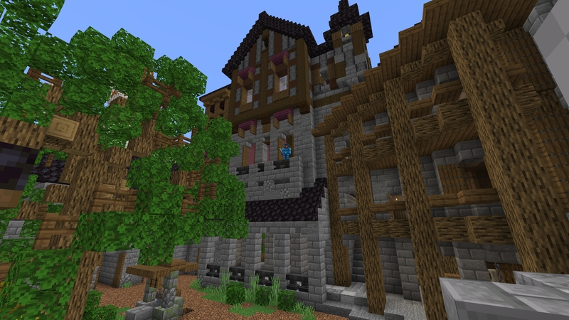 Noob VS Pro VS God: Castles by Snail Studios