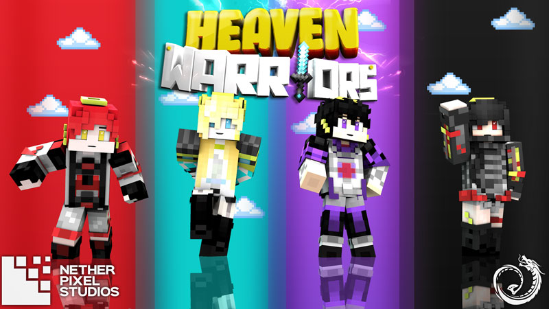 Heaven Warriors on the Minecraft Marketplace by Netherpixel