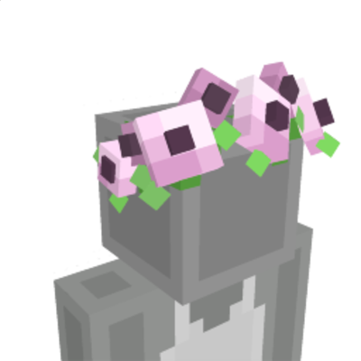 Flower Crown on the Minecraft Marketplace by Giggle Block Studios