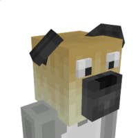 Dog Mask on the Minecraft Marketplace by BLOCKLAB Studios