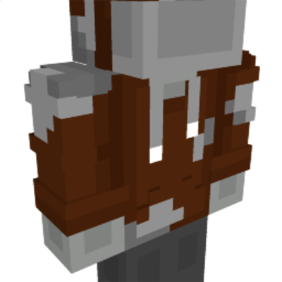 Cow Hoodie on the Minecraft Marketplace by Geeky Pixels