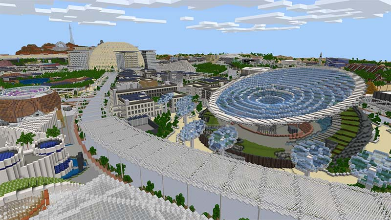 Expo 2020 Dubai by Blockworks