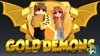 Gold Demons on the Minecraft Marketplace by Waypoint Studios
