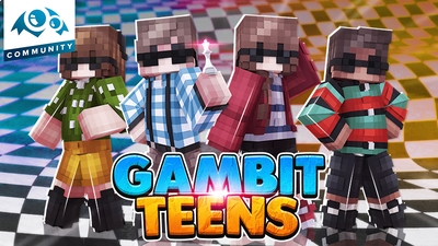 Gambit Teens on the Minecraft Marketplace by Monster Egg Studios