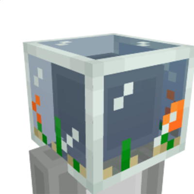 Fish Bowl on the Minecraft Marketplace by Ready, Set, Block!