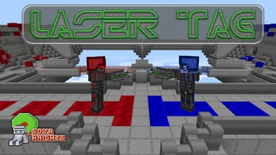 Laser Tag on the Minecraft Marketplace by Sova Knights