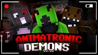 ANIMATRONIC DEMONS on the Minecraft Marketplace by ChewMingo