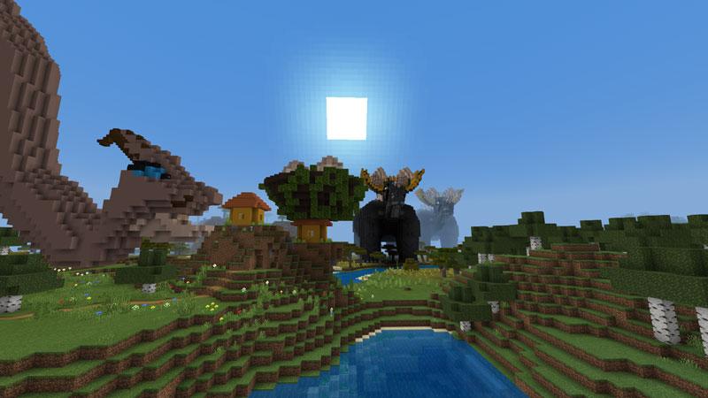 Isle Of Dinotopia by Team Phoenix Studio