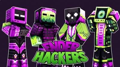 Ender Hackers on the Minecraft Marketplace by 57Digital