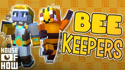Bee Keepers on the Minecraft Marketplace by House of How
