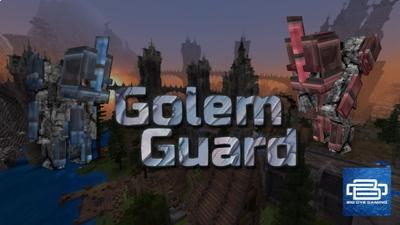 Golem Guard on the Minecraft Marketplace by BLOCKLAB Studios