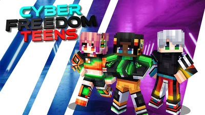 Cyber Freedom Teens on the Minecraft Marketplace by Dark Lab Creations