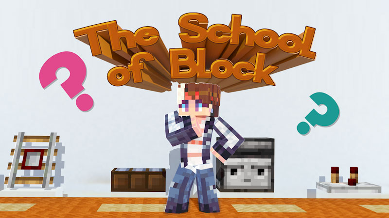 The School of Block on the Minecraft Marketplace by Scai Quest