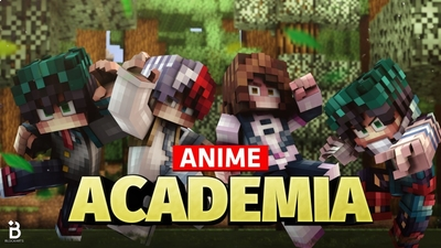 Anime Academia on the Minecraft Marketplace by Fall Studios