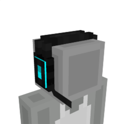 Headphones on the Minecraft Marketplace by Sova Knights