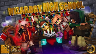 Wizardry High School on the Minecraft Marketplace by Netherpixel