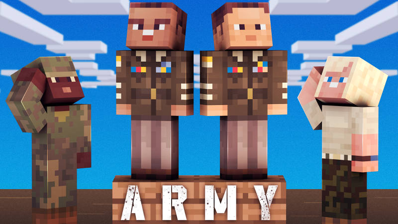 Army on the Minecraft Marketplace by 57Digital