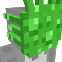 Slime Mask on the Minecraft Marketplace by 57Digital