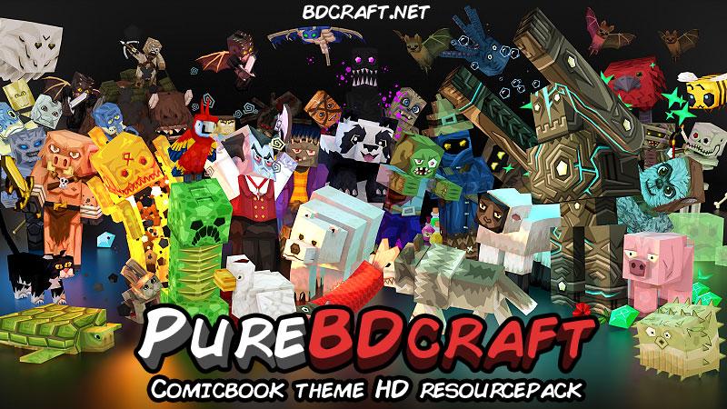 PureBDcraft