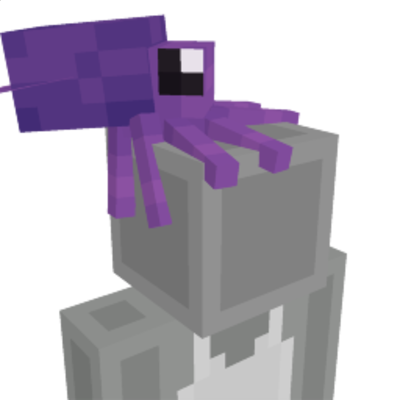 Squid On Your Head on the Minecraft Marketplace by Everbloom Games