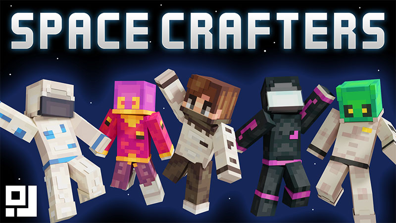 Space Crafters on the Minecraft Marketplace by inPixel