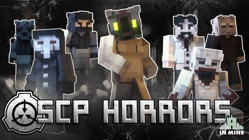 SCP Horrors on the Minecraft Marketplace by In Mine