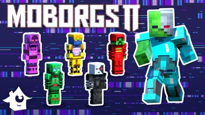 Moborgs 2 on the Minecraft Marketplace by House of How