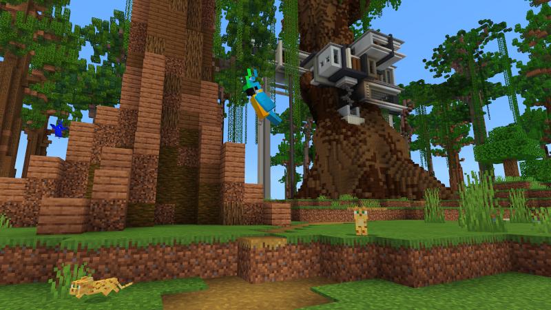 HD Treehouse by Kreatik Studios