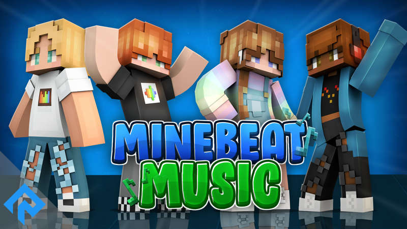 Minebeat Music on the Minecraft Marketplace by RareLoot