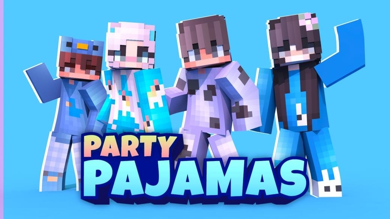 Pajama Party on the Minecraft Marketplace by PixelOneUp