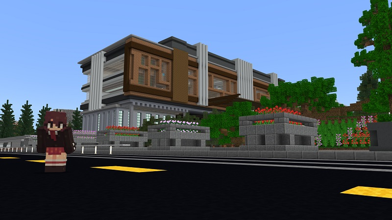 High School Adventure on the Minecraft Marketplace by Nitric Concepts