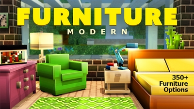 Furniture on the Minecraft Marketplace by Spark Universe