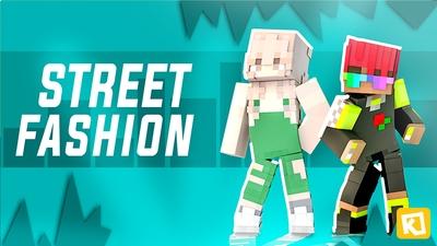 Street Fashion on the Minecraft Marketplace by Kuboc Studios