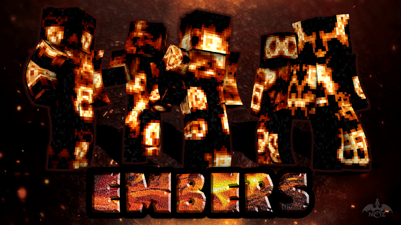 Embers on the Minecraft Marketplace by Dragnoz